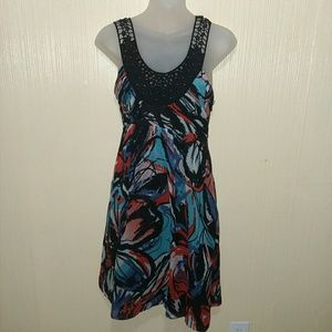 Beautiful Kensie summer dress with bright colors